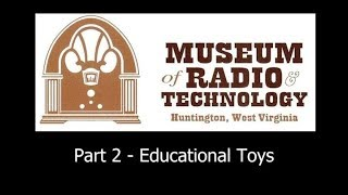 Museum of Radio and Technology Part 2 - Education