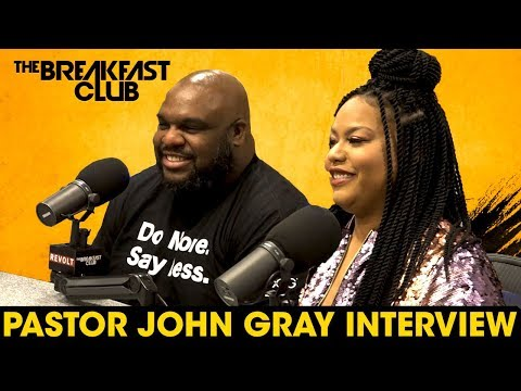 connectYoutube - Pastor John Gray On Building A Church In South Carolina, Their Show On Oprah's Network + More