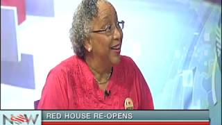 Red House Reopens - Margaret McDowall