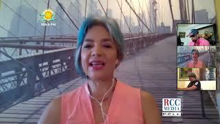 María Elena Nuñez habla sobre las nuevas medidas del Gobierno Dominicano