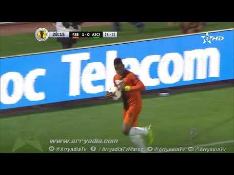 نهضة بركان 2-0 دياراف السنغالي هدف لابا كودجو