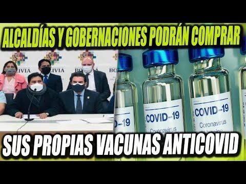 Gobierno facilitará mecanismos para que Alcaldías y Gobernaciones puedan comprar Vacunas Anticovid