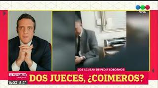 Escándalo en Catamarca: JUECES grabados ¿COBRANDO COIMAS por Mauro Szeta - El Noti de la Gente