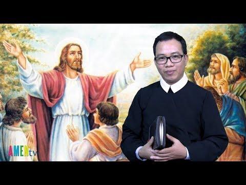 LỜI HẰNG SỐNG  Thứ Ba 21.05.2019: BÌNH AN CHO ANH EM - Linh Mục Giuse Nguyễn Văn Toản, DCCT