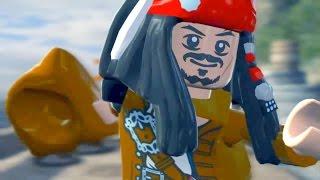 LEGO Пираты Карибского моря. Проклятие Черной жемчужины