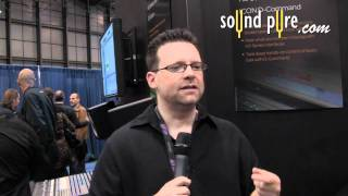 Pro Tools 10 from Avid - AES 2011 Interview with Max Gutnik