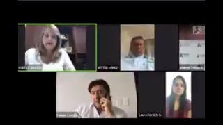 Video: groserías y otras 'chambonadas' en las sesiones virtuales del Congreso