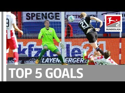 Placement, Power and Precision - Top 5 Goals on Matchday 4