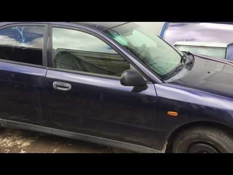 Mitsubishi Carisma 1995 m dalys