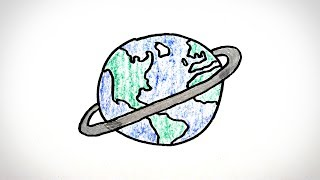 Ring AROUND the Earth?