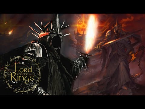 The Witch King: Lord Of The Rings lore