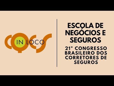 Imagem post: Escola de Negócios e Seguros no 21º Congresso  Brasileiro dos Corretores de Seguros
