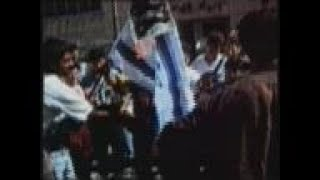 Signing Protests; Arafat Returns From Cairo