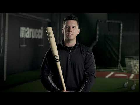 POSEY28 | Buster Posey's Wood Baseball Bat