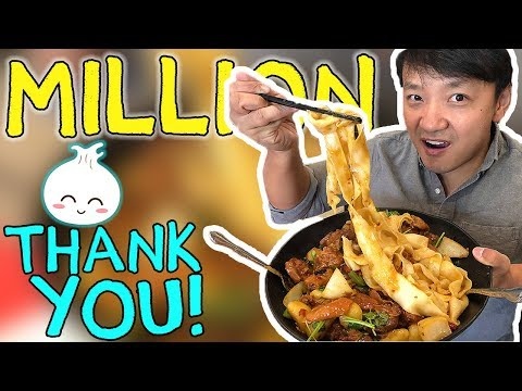 THANKS A MILLION! || Food Adventure GIVEAWAY