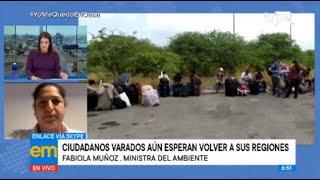 Coronavirus: no se realizarán traslados a Tumbes, Piura, Lambayeque y Loreto