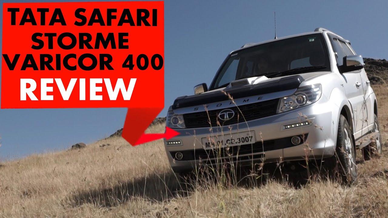 New Tata Safari Storme Varicor 400 : Review : PowerDrift