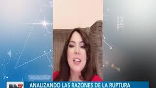 Analizando la ruptura de Tamara Martínez