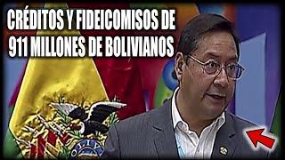 """Anuncio Presidente Luis Arce """"Reactivación y Desarrollo de la Industria Nacional"""""""