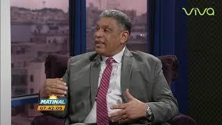 Jesus Vasquez (Chu) procurar que el policía se sienta dignificado - Matinal