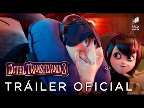 HOTEL TRANSILVANIA 3. Tráiler #2 Oficial HD en español. En cines 13 de julio.