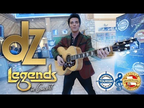 Dean Z | Legends in Concert | Branson Missouri Shows