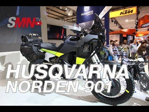 Husqvarna Norden 901 Concept - EICMA 2019 [FULLHD]