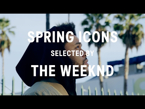 hm.com & H&M Discount Code video: H&M Spring Icons Selected by The Weeknd – teaser film