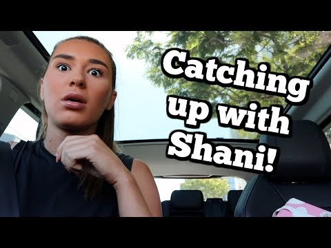 Car Ride Chats With Shani | Catchin Up VLOG