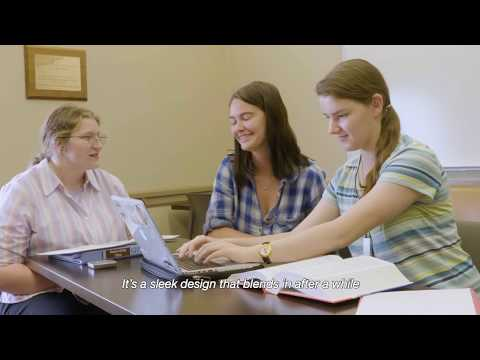 Hearing Loss at College: Technology to Help You in School