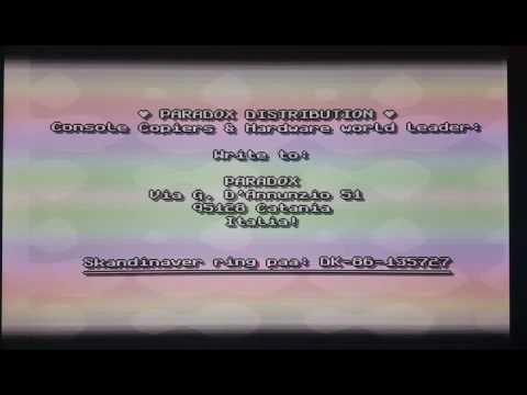 Prueba de sonido tras un full recap de un Amiga 600.