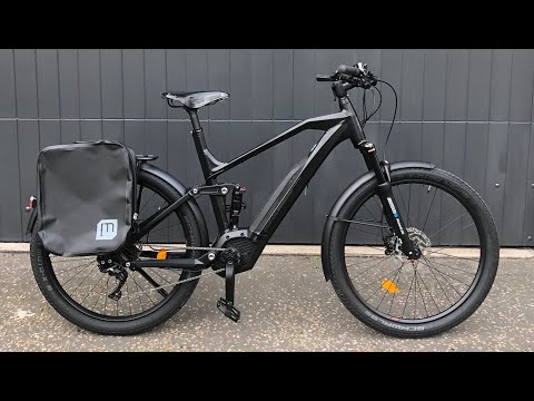 Moustache Friday 27 FS Limited 2019® eBike Review - The Ultimate Urban Electric Bike