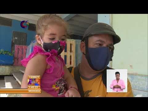 Cuba   Habilitan preuniversitario para diagnóstico de Infecciones respiratorias agudas en Mayabeque