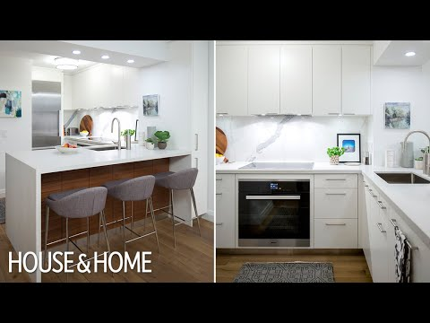 Interior Design: Small Condo Kitchen Reno