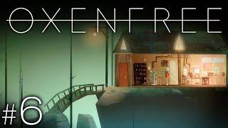 Oxenfree #6 - Adler's House