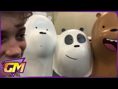 LIVE from Cartoon Network Cafe (UK Toy Fair)