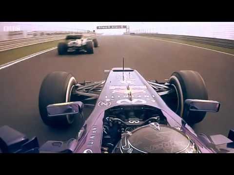 connectYoutube - Sebastian Vettel F1 CHAMPION (Indian Grand Prix) - BBC Sport
