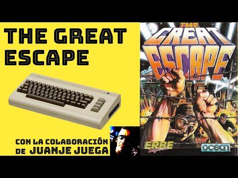 BITeLog 00FC: The Great Escape (COMMODORE 64)