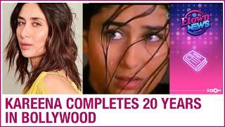 Kareena Kapoor Khan completes 20 years in Bollywood as she shares memory - ZOOMDEKHO