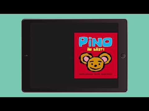 Böcker om Pino i Polyglutt