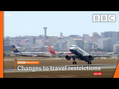 Covid-19: Overhaul of international travel rules expected @BBC News live 🔴 BBC