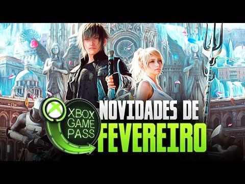 NOVIDADES DE FEVEREIRO NO XBOX GAME PASS