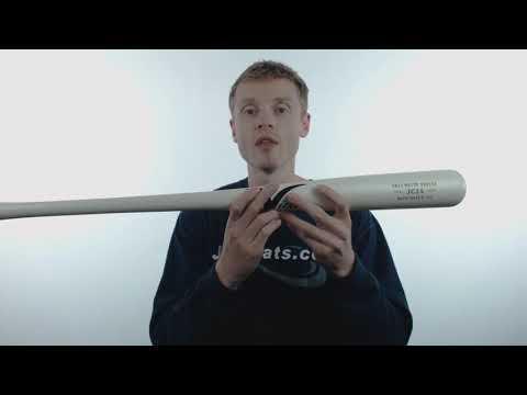Victus Grit Matte JC24 Maple Wood Baseball Bat: VMRWMJC24-MWW