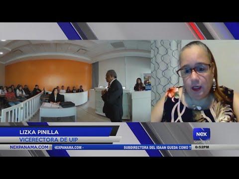 Entrevista a la Vicerectora de la UIP Lizka Pinilla, sobre las carreras que ofrece la UIP