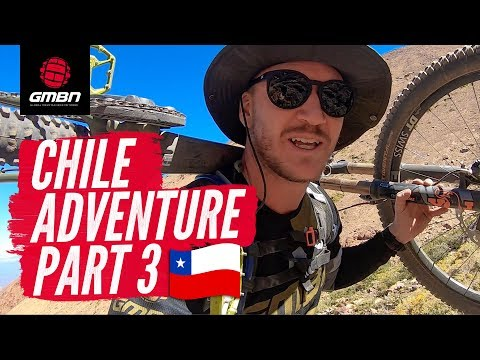 Blake's Chile Vlog, Part 3 | Epic Enduro Racing At The Andes Pacifico