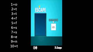 40x Escape Level 35 Walkthrough Game Walkthrough