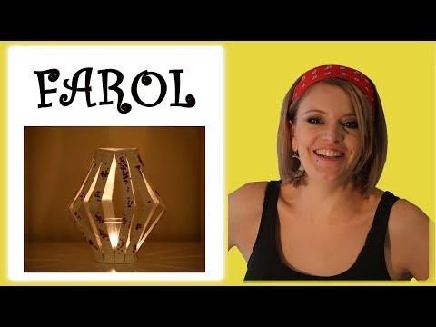 DIY manualidad con lata de Pringels - Farol - sin gastar dinero