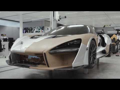 McLaren Tech Club - Episode 12 - Designing a Supercar