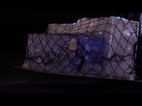 Nicaragua recibe nuevo lote de 120 mil dosis de vacuna Sputnik V