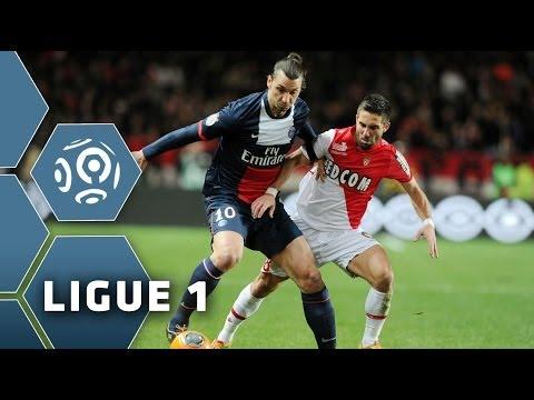 البطولة الفرنسية مباراة موناكو باري سان جيرمان: 1-1